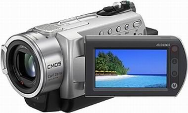 Sony DCR-SR290 Hard Disc Drive Camcorder With 2.7'' LCD Screen