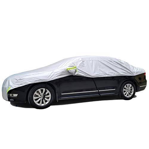 Cubierta coche Tesla Cubierta media coche Protección