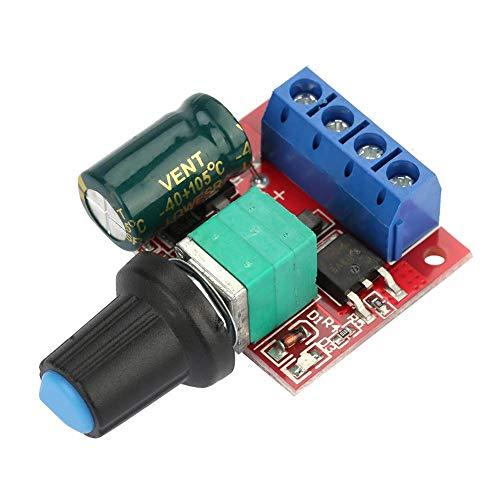 5V-28V 5A DC Motor Drehzahlregler PWM Drehzahlregler Treiber Controller Schalter Spannungsregler LED Dimmer -