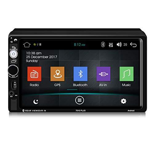 Reproductor MP5 Android 8.1 de 7 Pulgadas con Conector USB Función de...