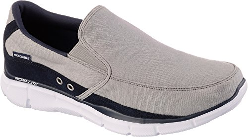 Skechers Equalizer - Popular Demand Grey/Navy