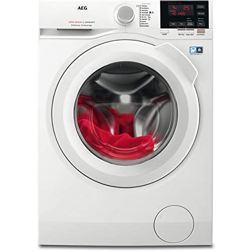 AEG L6FBG141R A+++ Rated Freestanding Washing Machine - White