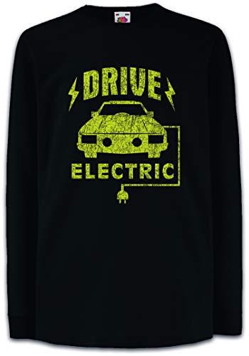 Urban Backwoods Drive Electric Kids Bambini e Ragazzi Ragazze Maglia a Manica Lunga T-Shirt