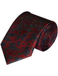 Navaksha Paisley Design Micro Fiber Necktie