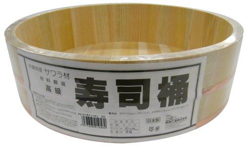 Hoshino HanDai Sushi-Wanne 30cm (Japan Import / Das Paket und das Handbuch werden in Japanisch) (Sushi Wanne)