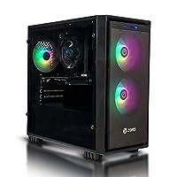كمبيوتر العاب زورد اوتركس المزود بمعالج رايزن 3100