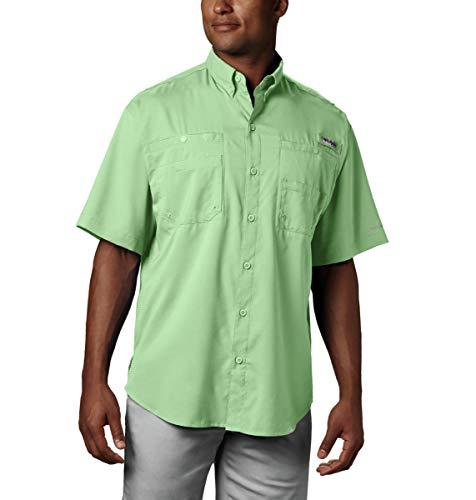 Tamiami Angeln Shirt (Columbia Herren Tamiami II Short Sleeve Shirt (Groß), Key West, LT)