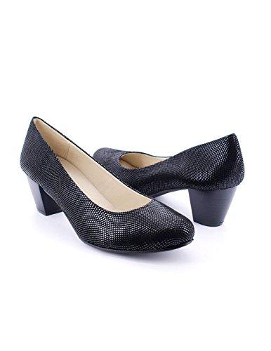 Peau DLiro Chaussure Noir Noir