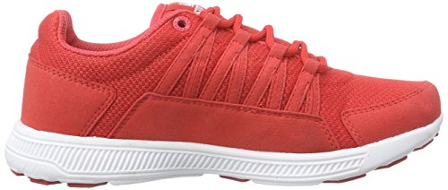 Supra Owen, Baskets mode homme Rouge (Red - White     Red)