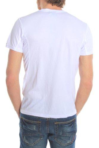 Redskins Herren T-Shirt Weiß weiß Weiß - weiß