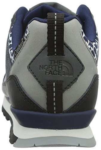 The North Face - M Back-To-Berkeley MTNSNKR (MG), Scarpe sportive Uomo Blu (Azul (Cosmic Blue / TNF Black))