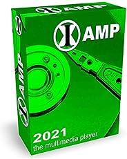 1X-AMP – Audioplayer (2021er Version) Virtuelle Stereoanlage, Virtuelle Hifianlage, Jukebox und Audio Player W