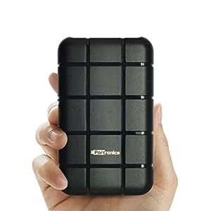 Portronics Power Brick 13000mAH Power Bank (Black)