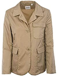 ... Abbigliamento   Donna   Giacche e cappotti   ASPESI. ASPESI Blazer Donna  N749796196090 Poliammide Beige 92e675e275ab