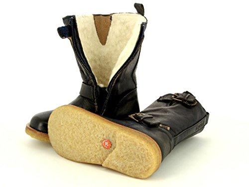 Bisgaard 60502.215.23 Kinder Warmfutter Stiefel in Mittel Indigo EozIhg