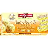 R B Mangharam Cream Wafers Butter Scotch 35g (Pack of 4)