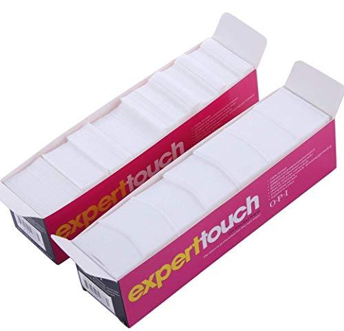620pcs toallitas uñas arte acrílico Gel Tips Remover Nail Art Soak Off Clip Cap Polish Remover Wrap Nail herramienta