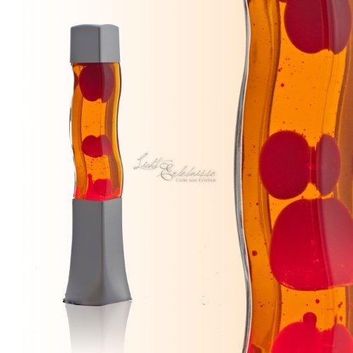 Paper2442cm alta lámpara de lava en naranja rojo RA1/5/717Magma lámpara
