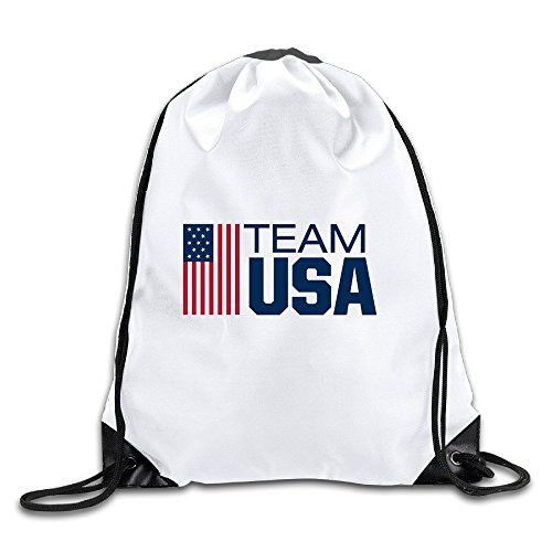 Doormat bag Team USA Boxing 2016 String Drawstring Bag Backpack (Usa Bag Boxing)