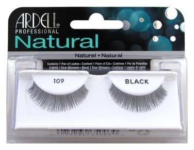 Ardell Natural Lashes #109 Black by Ardell