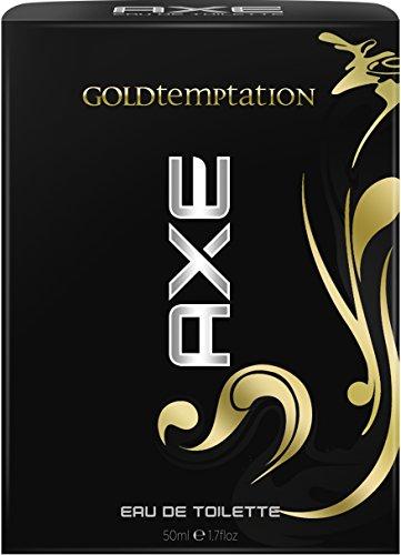 AXE Gold Temptation Eau de Toilette, 50 ml