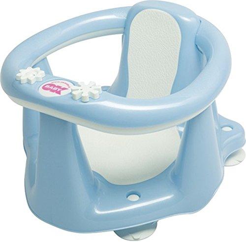 OK Baby O37995535 Badesitz Flipper Evolution, hellblau