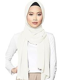 SAFIYA - Pañuelo para la cabeza - para mujer Blanco blanco Talla única