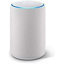 Echo Plus (2nd Gen) – Premium sound, powered by Dolby, built-in Smart Home hub (White)