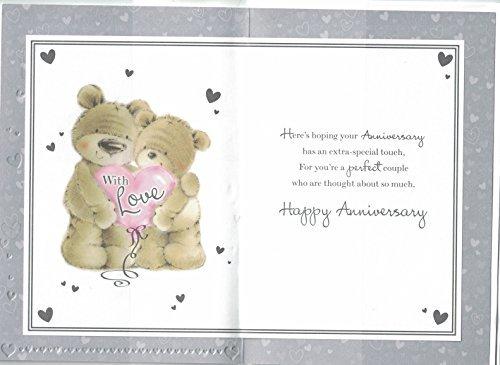 Auguri Matrimonio Per Sorella : Bigliettino di auguri per anniversario matrimonio con