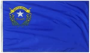 Annin Nevada State Flagge, State Flags, 3 by 5 Foot
