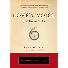 Love's Voice: 72 Kabbalistic Haiku