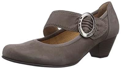 Gabor Shoes 05.451 Damen Knöchelriemchen Pumps,Braun (13 Fumo),40.5 EU