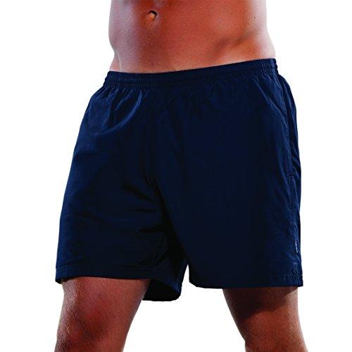 Gamegear - Short de sport -  Homme Bleu - Bleu marine