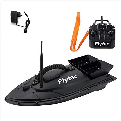 Herramienta de accesorios para equipos de pesca 500 metros Inteligente inteligente RC Bait Barco de juguete Paquete de pesca doble Reparación Kits de actualización Cebo de almacén