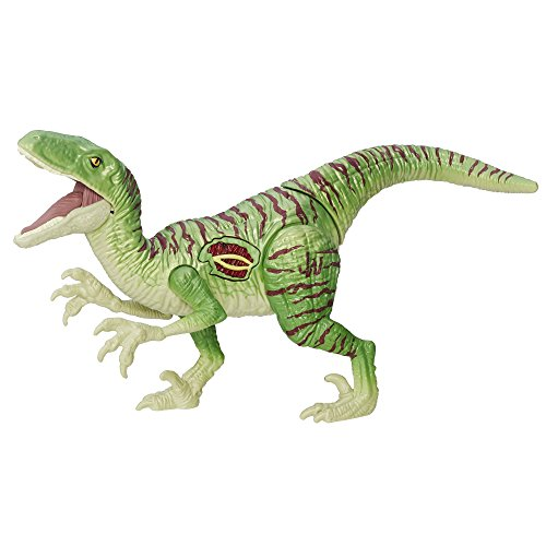 Usato, Jurassic World Growlers ibrido Velociraptor usato  Spedito ovunque in Italia