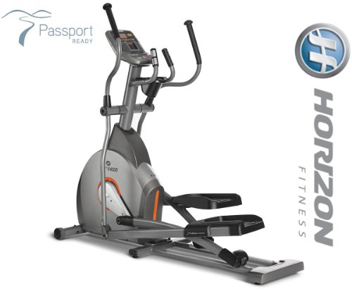 Elite E4000 Crosstrainer mit Passport Ready Kompatibel- Horizon Fitness - 5