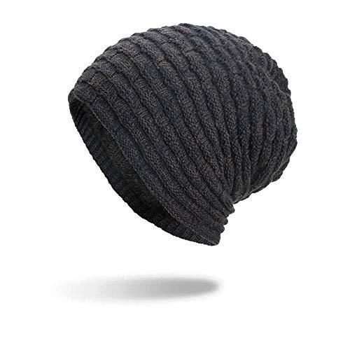 iHENGH Unisex Beanie Street Classics Fest Farbig Gestrickte Winter-Fall-Kappe Hat Mütze