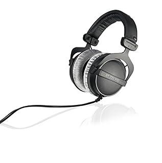 beyerdynamic DT 770 PRO 250 Ohm Over-Ear-Studiokopfhörer in schwarz. Geschlossene Bauweise, kabelgebunden für Studioanwendung ideal zum Abmischen im Studio (B0006NL5SM) | Amazon Products