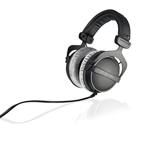 beyerdynamic DT 770 Pro 250 Ohm Headphones (Black)