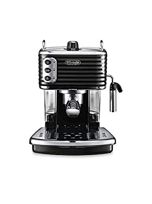 DELONGHI Scultura ECZ351BG Espresso Machine Champagne Coffee Machine (Certified Refurbished) by De'Longhi