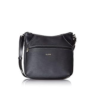 El Potro Women's Angula Cross-Body Bag black Black one size