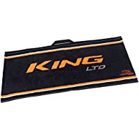 Cobra King LTD Towel Black/Orange Black/Orange