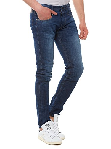 Replay Herren Slim Jeans Anbass 007