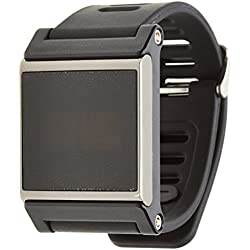High-tech Place LED Watch with Red Band Compatible with iPod Touch Nano