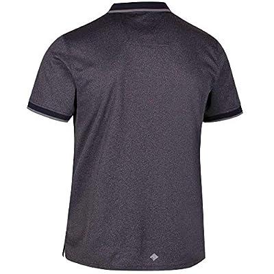 Regatta Remex T-Shirt Men Oxford Blue Marl 2018 Kurzarmshirt von Regatta auf Outdoor Shop