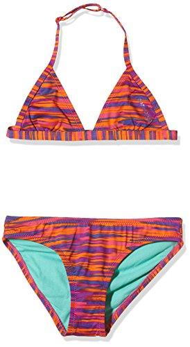 Chiemsee Mädchen Triangle Bikini Lana J, Stripe Of Ligh, 140, 3011931 (Bikini Stripe Triangle)