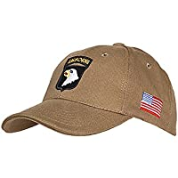 Fostex US Army Baseball Cap 101st Airborne Division Parachute Infantry Paratrooper