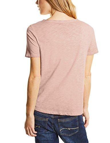 Street One Damen T-Shirt Rosa (Studio Rose 30978)