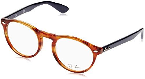 Ray-Ban RAYBAN Unisex-Erwachsene Brillengestell 0rx 5283 5609 49, Mehrfarbig