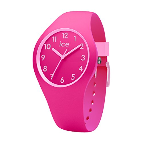 Ice-Watch - ICE ola kids Fairy tale - Rosa Mädchenuhr mit Silikonarmband - 014430 (Small) (Kids-uhren)